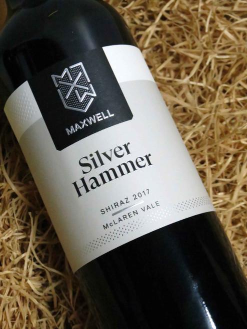 Maxwell Silver Hammer Shiraz 2017