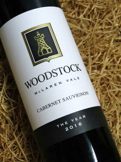 [SOLD-OUT] Woodstock Cabernet Sauvignon 2016