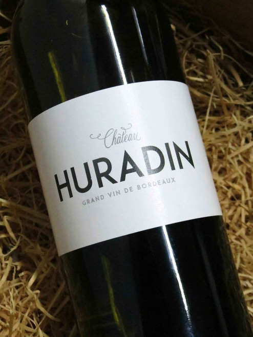 [SOLD-OUT] Chateau Huradin Graves Blanc 2017