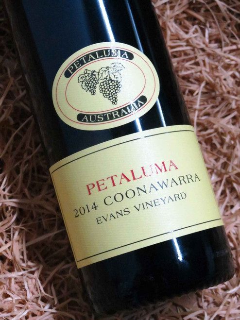 Petaluma Coonawarra Cabernet Merlot 2014 Evans Vineyard
