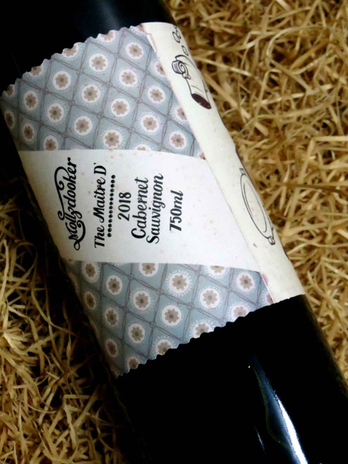 [SOLD-OUT] Mollydooker The Maitre D Cabernet 2018