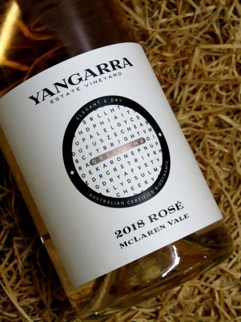 Yangarra Rose 2018