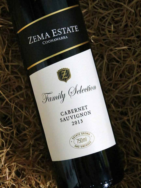 [SOLD-OUT] Zema Estate Family Selection Cabernet Sauvignon 2013