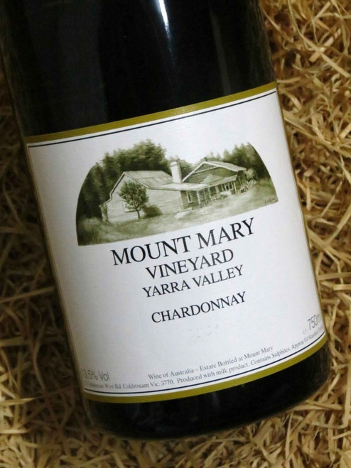 [SOLD-OUT] Mount Mary Chardonnay 2017