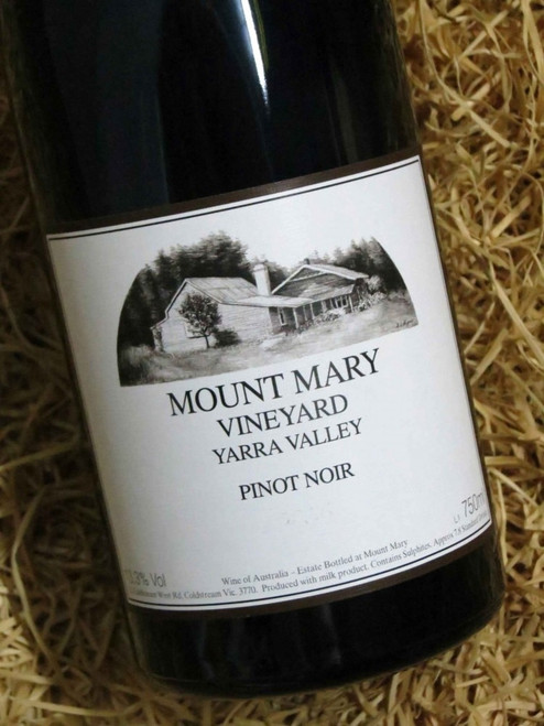 [SOLD-OUT] Mount Mary Pinot Noir 2017