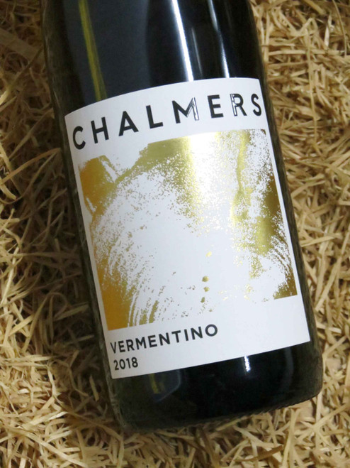 [SOLD-OUT] Chalmers Vermentino 2018
