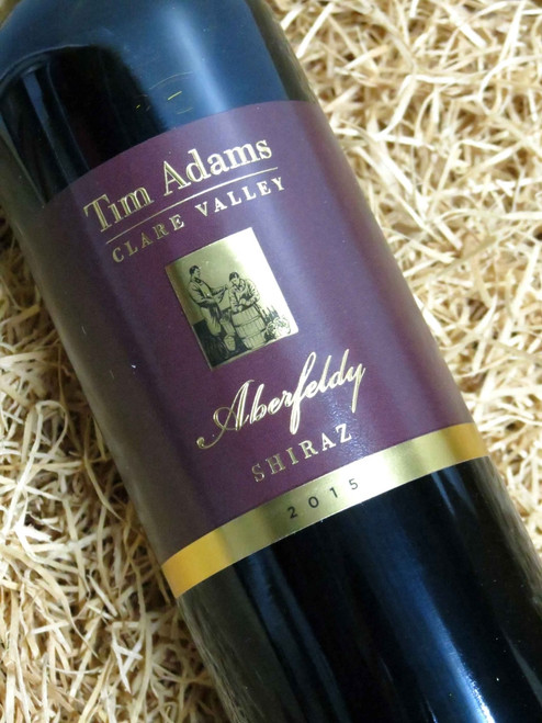 Tim Adams The Aberfeldy Shiraz 2015
