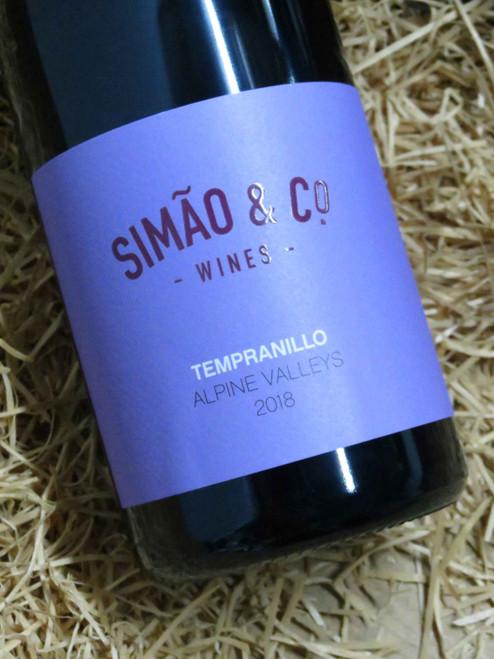 Simao & Co Tempranillo 2018