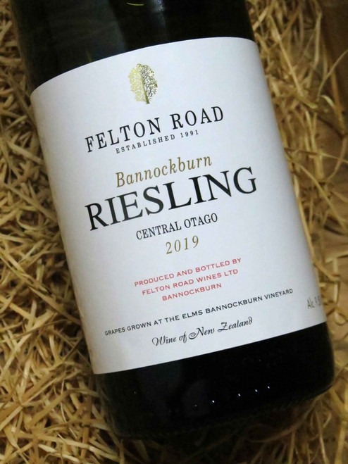 [SOLD-OUT] Felton Road Bannockburn Riesling 2019