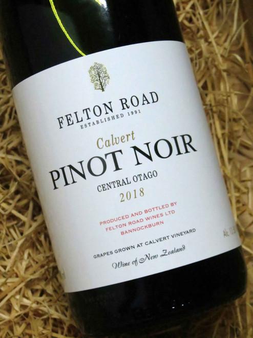 [SOLD-OUT] Felton Road Calvert Pinot Noir 2018