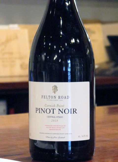 [SOLD-OUT] Felton Road Cornish Point Pinot Noir 2018 1500mL-Magnum