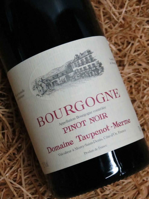 Dom.Taupenot M. Bourgogne Rouge 2017