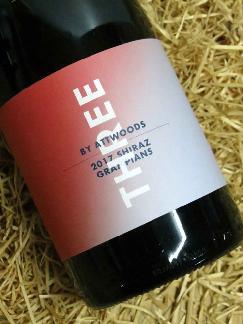 3 By Attwoods Shiraz 2017