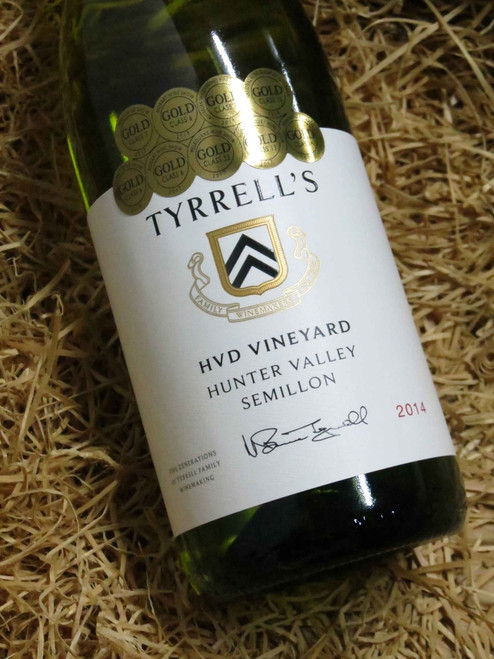 [SOLD-OUT] Tyrrell's HVD Reserve Semillon 2014
