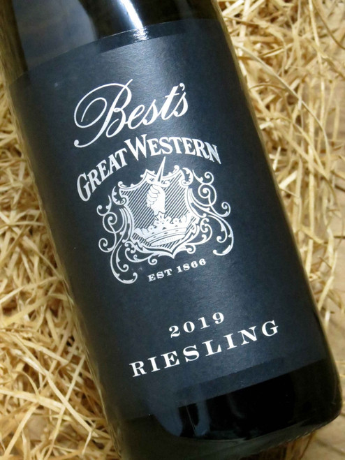 [SOLD-OUT] Best's Great Western Riesling 2019