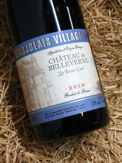 Chateau de Belleverne Beaujolais Villages 2018