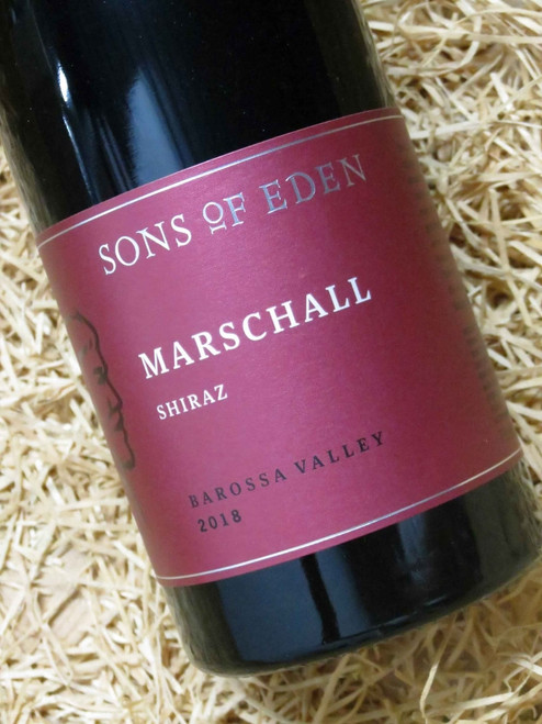[SOLD-OUT] Sons of Eden Marschall Shiraz 2018