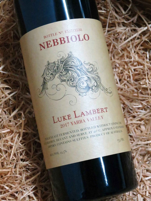 [SOLD-OUT] Luke Lambert Nebbiolo 2017