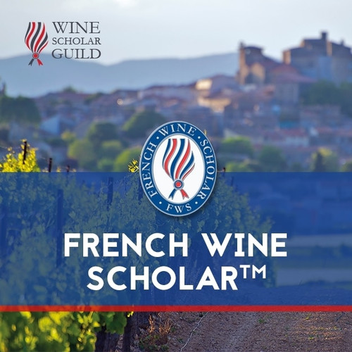 [SOLD-OUT] French Wine Scholar Guild - 26/02/20