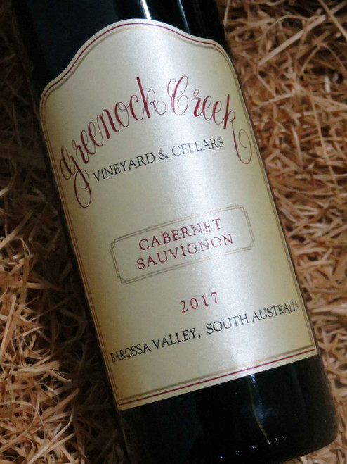 Greenock Creek Cabernet Sauvignon 2017
