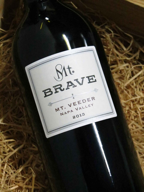 [SOLD-OUT] Mount Brave Cabernet Sauvignon 2013