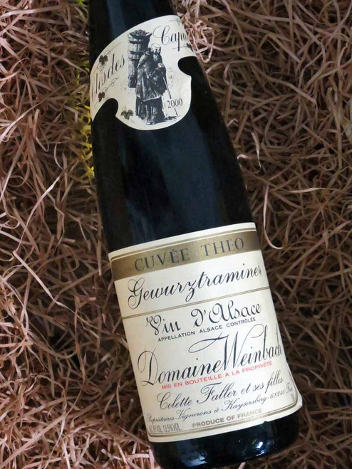 [SOLD-OUT] Domaine Weinbach Cuvee Theo Gewurztraminer 2000