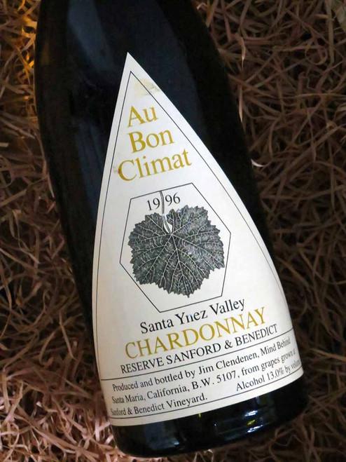 [SOLD-OUT] AuBon Climat Sanford Benedict Chardonnay 1996
