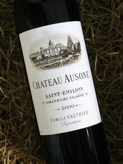 Chateau Ausone St-Emilion 2000 (Minor Damaged Label)