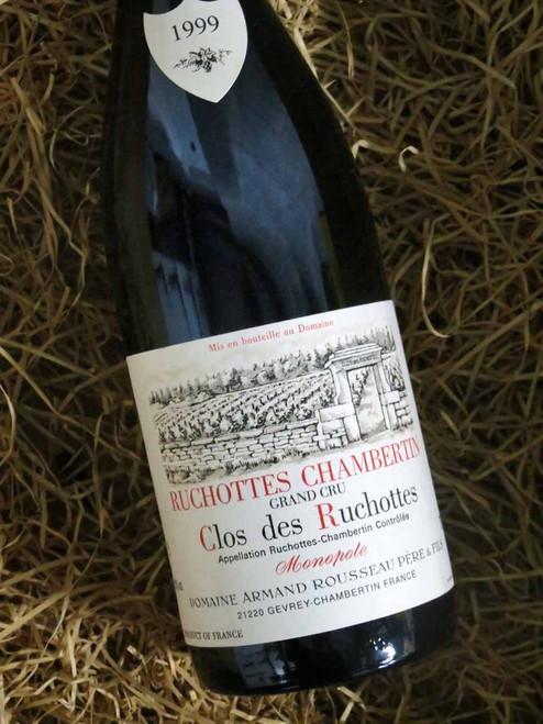 [SOLD-OUT] Rousseau Clos des Ruchottes 1999