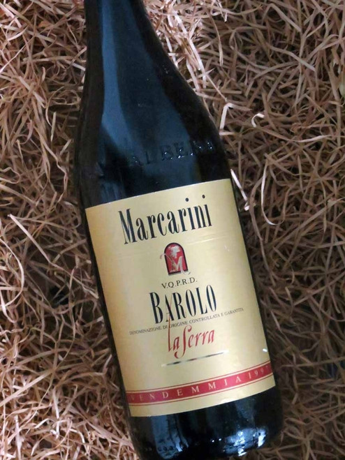 Barolo la Serra Marcarini 1997