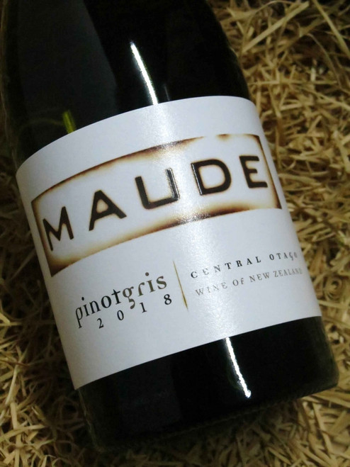 [SOLD-OUT] Maude Pinot Gris 2018