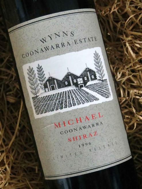 [SOLD-OUT] Wynns Michael Shiraz 1996