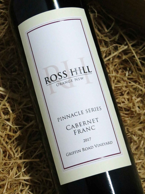 Ross Hill Pinnacle Cabernet Franc 2017