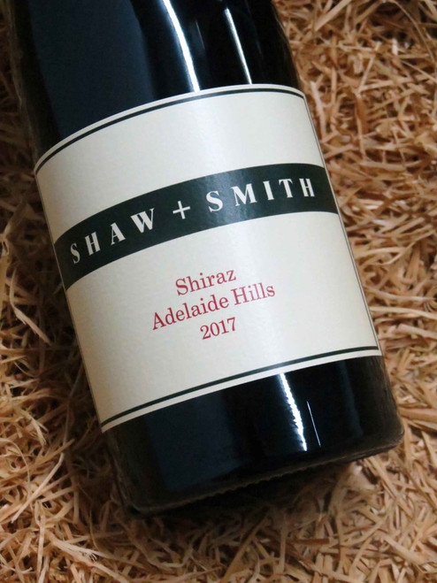 [SOLD-OUT] Shaw & Smith Shiraz 2017