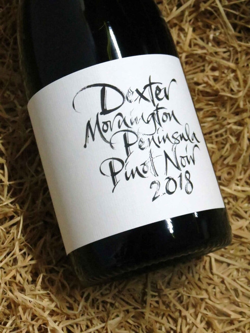 [SOLD-OUT] Dexter Pinot Noir 2018