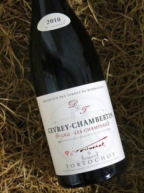 [SOLD-OUT] Tortochot Gevrey-Chambertin Premier Cru 'Les Champeaux' 2010