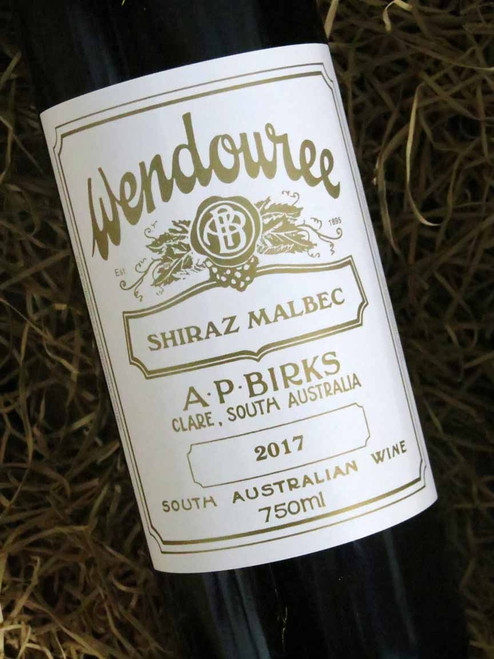 [SOLD-OUT] Wendouree Shiraz-Malbec 2017