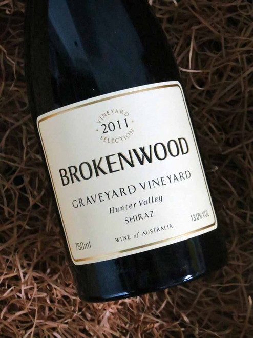 Brokenwood Graveyard Shiraz 2011