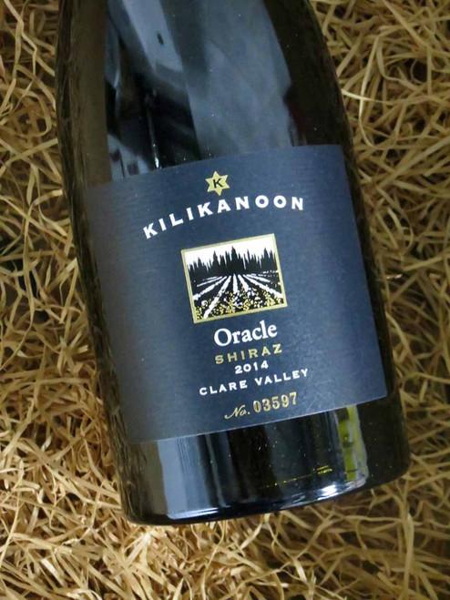 [SOLD-OUT] Kilikanoon Oracle Shiraz 2014