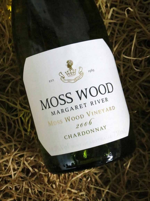 [SOLD-OUT] Moss Wood Chardonnay 2006