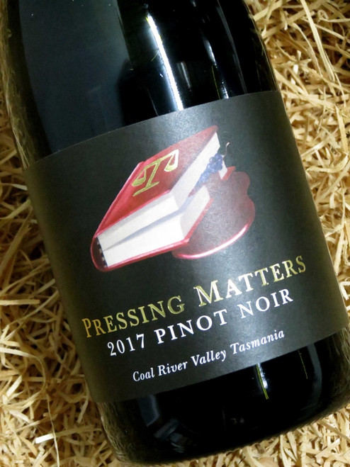[SOLD-OUT] Pressing Matters Pinot Noir 2017