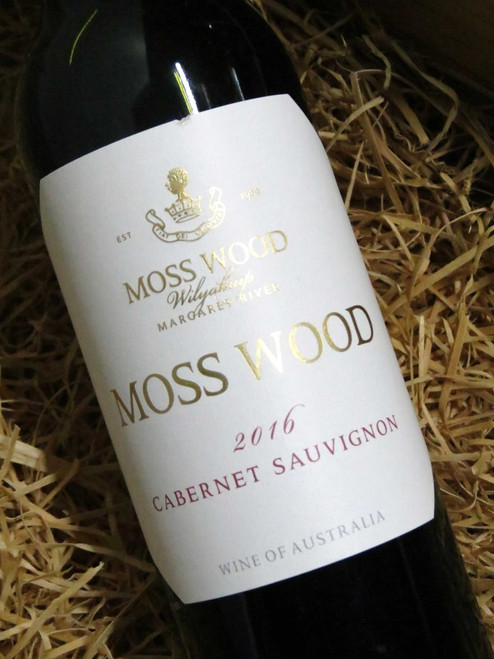 [SOLD-OUT] Moss Wood Cabernet Sauvignon 2016 375mL-Half-Bottle