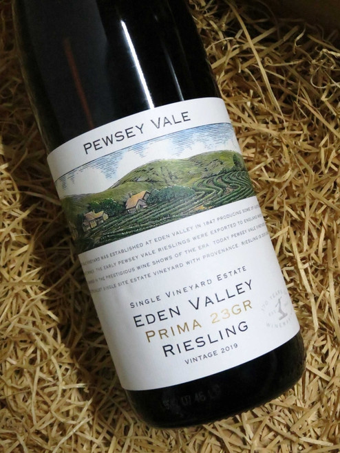 Pewsey Vale Prima Off Dry Riesling 2019