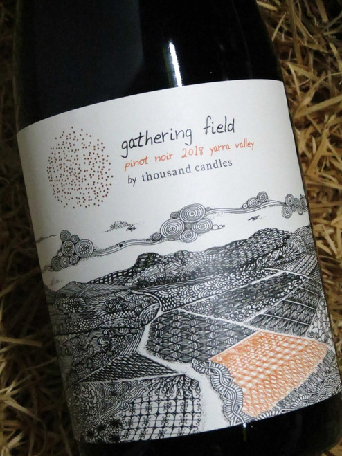 [SOLD-OUT] Thousand Candles Gathering Field Pinot Noir 2018