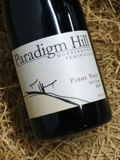 [SOLD-OUT] Paradigm Hill Les Cinq Pinot Noir 2018