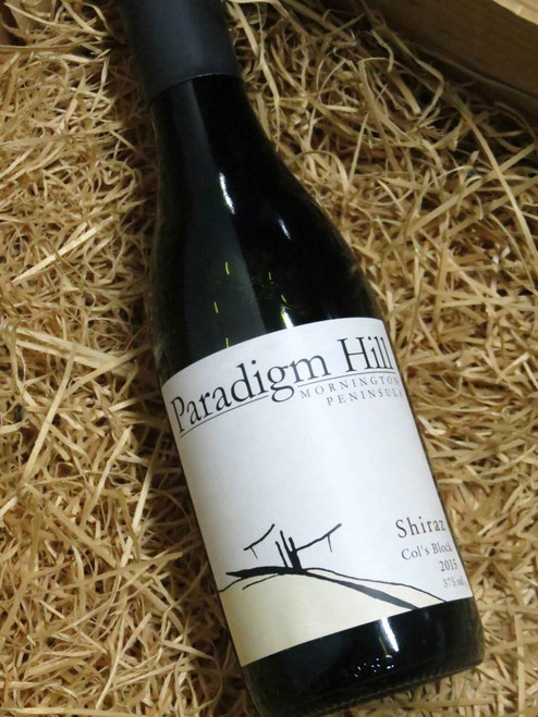 [SOLD-OUT] Paradigm Hill Col's Block Shiraz 2015 375mL-Half-Bottle