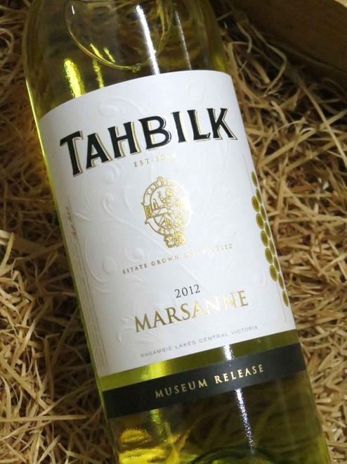 Tahbilk Marsanne Museum Release 2012