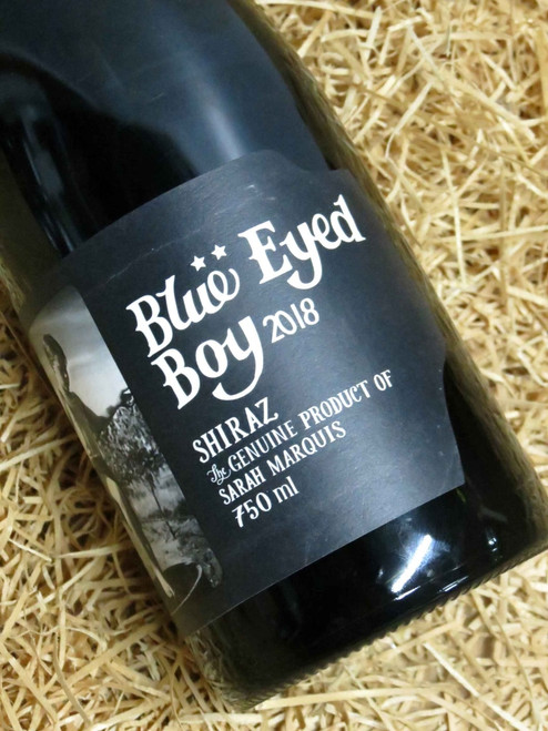 [SOLD-OUT] Mollydooker Blue Eyed Boy Shiraz 2018