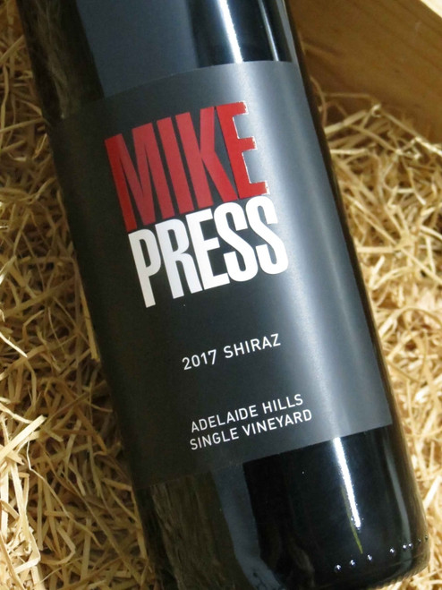 [SOLD-OUT] Mike Press Shiraz 2017