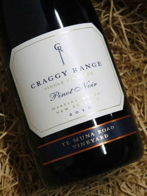 [SOLD-OUT] Craggy Range Te Muna Road Pinot Noir 2016